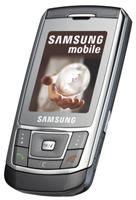 Фото мобильный телефон samsung sgh d900i