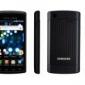 Samsung и Giorgio Armani выпустили смартфон I9010 Galaxy S