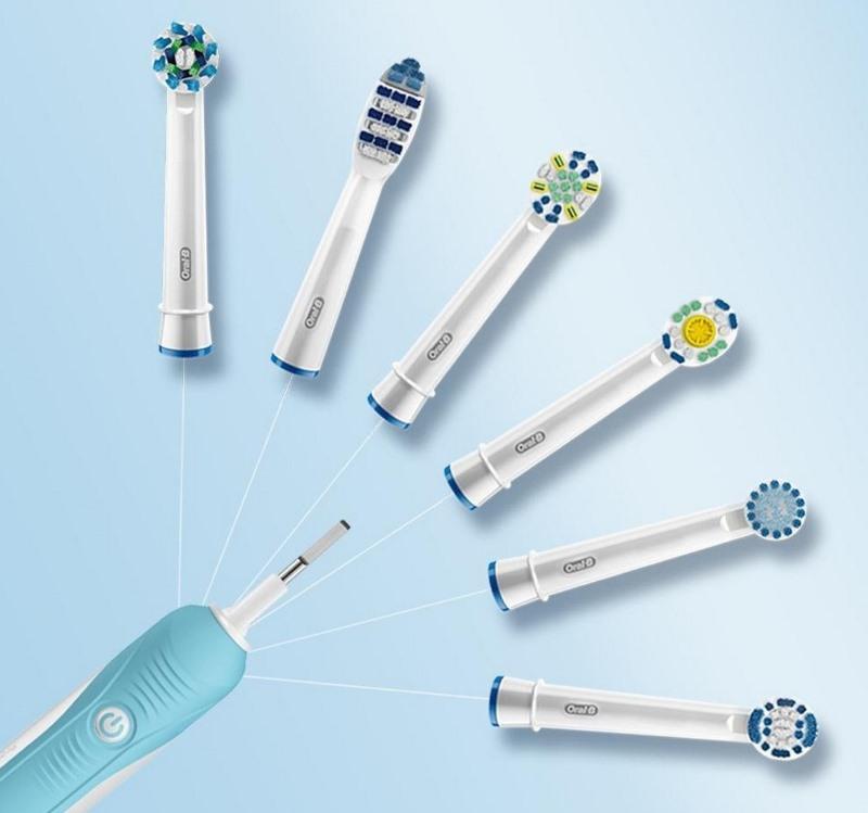 Znalezione obrazy dla zapytania: Звуковые зубные щетки или электрические: что выбрать?