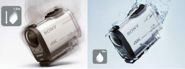 Ударостойчивость и влагозащита камеры